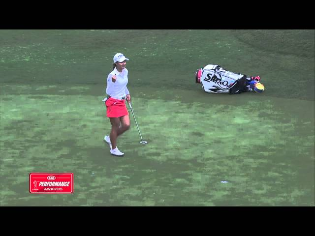 Kia Most Compelling Performance of May Minjee Lee