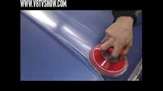 1965 Chevelle Wetsanding & Buffing New Paint Video V8TV