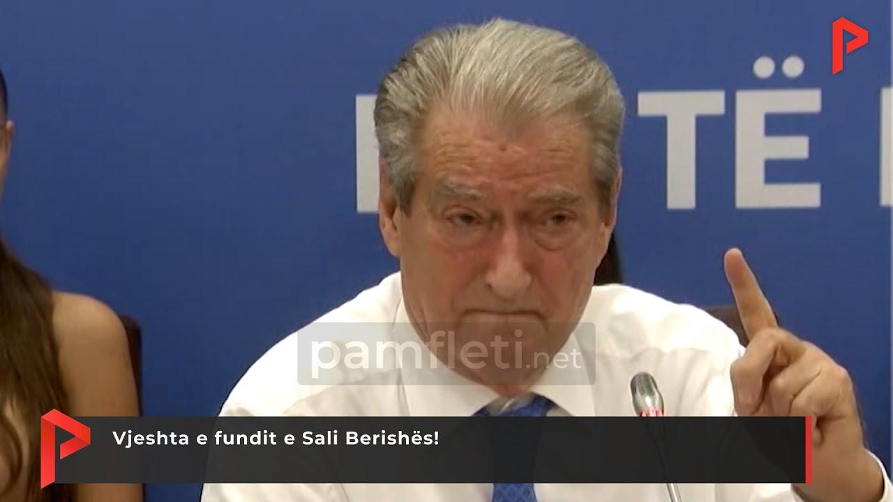 Download Vjeshta e fundit e Sali Berishës!