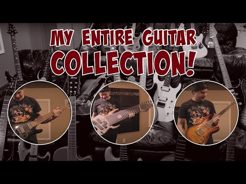 my entire guitar collection!!