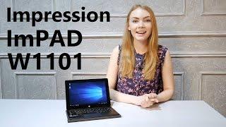 Огляд трансформера '2-в-1' Impression ImPAD W1101