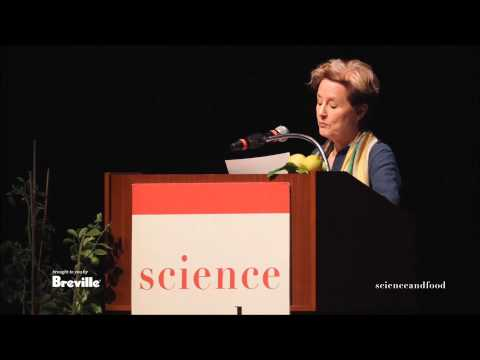 Alice Waters on fast food culture and slow food values