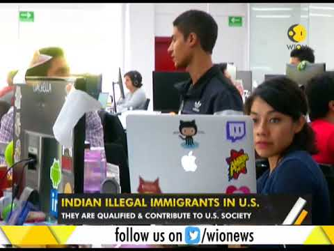 WION Gravitas: Indian immigrants illegal in the US number around 500,000