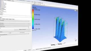 Видеоурок CADFEM VL1204 - Создание CFD модели турбомашины в ANSYS CFX