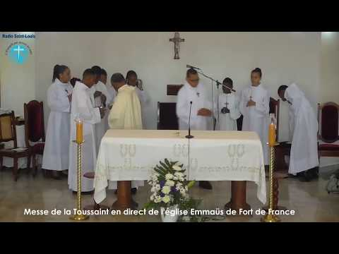 Messe de la Toussaint Mercredi 1 Novembre 2017