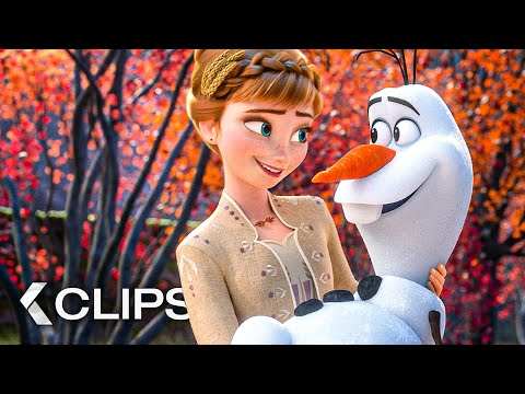 FROZEN 2 All Clips & Trailers (2019)