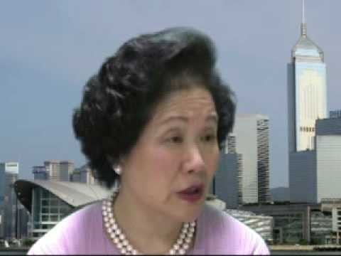 Anson Chan wants stronger push on universal suffrage