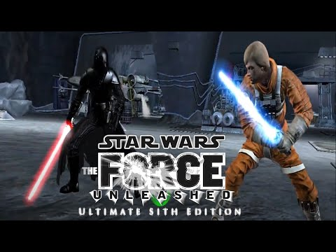 star wars the force unleashed nackt