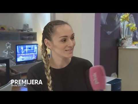 *NOVO* Anabela Atijas - Intervju - (Emisija Premijera)