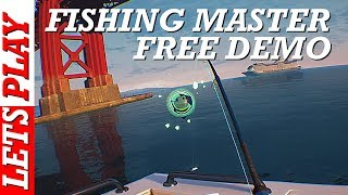 LETS PLAY! Fishing Master Free Demo