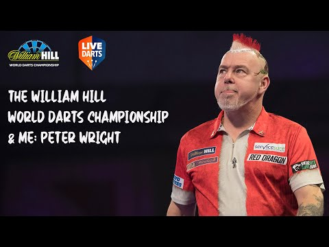 The William Hill World Darts Championship & Me: Peter Wright