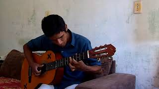 Somebody That I Used To Know Violão Fingerstyle
