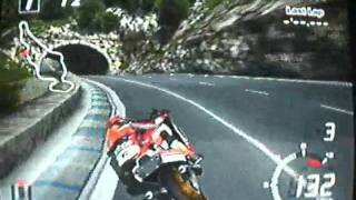 RZV500R PlayStation2 Tourist Trophy El Capitan 1:51,904