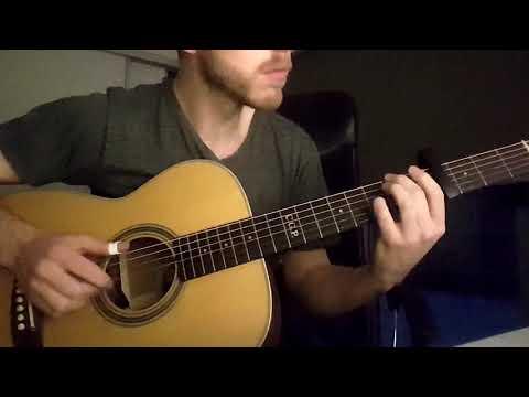 Black Hole Sun - Upbeat fingerstyle composition