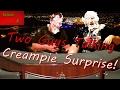 Two Guys Talking: Episode 4 Creampie surprise :pain inside:
