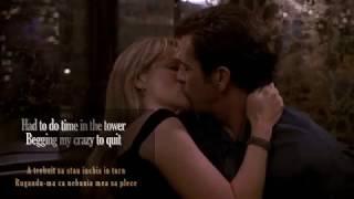Leonard Cohen - Crazy to Love You, lyrics video (tradus romana)
