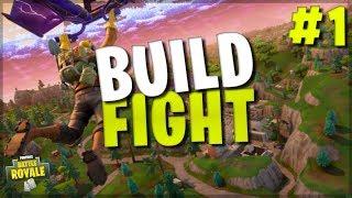 BUILD FIGHT COMPILATION #1 - FORTNITE BATTLE ROYALE