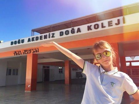Doğa College // Моя школа на Кипре // Tina Newshn