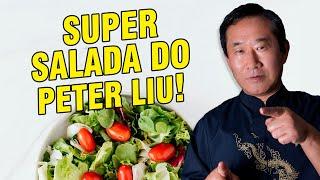 Super salada Detox e fortificante!