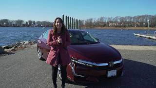 2018 Honda Clarity Touring Review and Test Drive | Herb Chambers