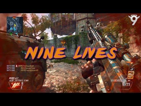 Nine Lives - My Favorite Black Ops 2 Clips