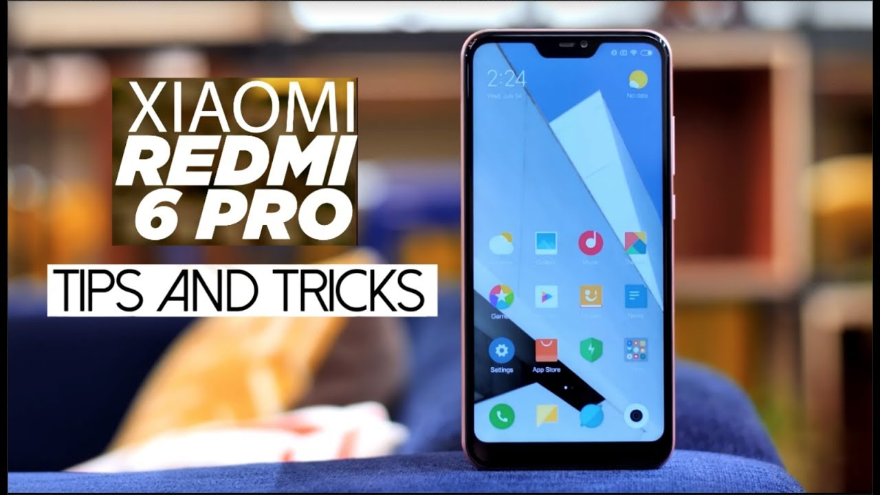 Xiaomi Redmi 6 Pro | Mi A2 Lite Tips and Hidden Features! 17 New Features
