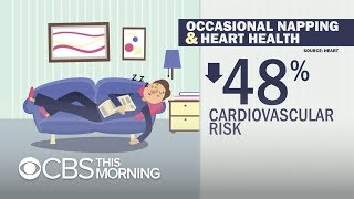 New study suggests naps may be good for your heart