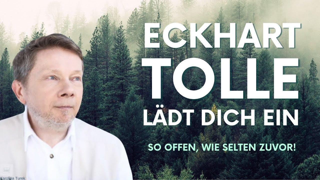Download Eckhart Tolle über das Erwachen. Ein wichtiger Moment! Deutsch