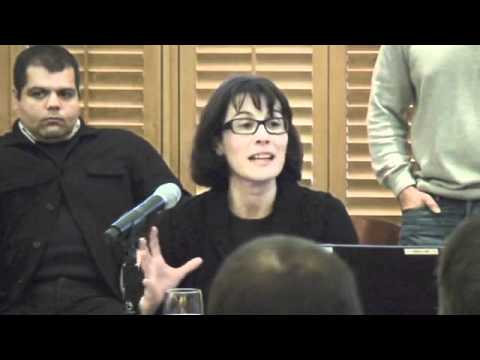 Tunisia Panel Talk with Harvard Professors Malika Zeghal and William Granara