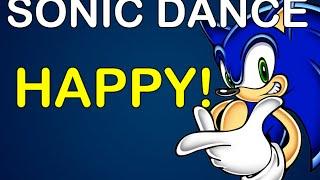 ♫ ! Sonic Dance ¡ : Happy ♫