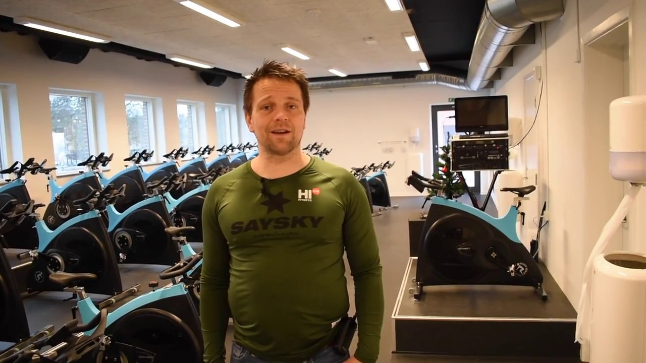 hifive fitness århus