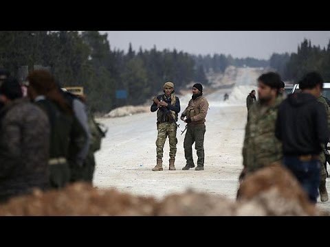 Syria: ISIL stronghold of al-Bab