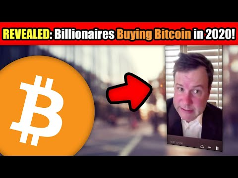 New Footage: Billionaire(s) Secretly Buying Cryptocurrency en Masse December 2020 | Bitcoin in 2021