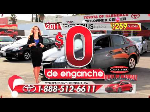 Toyota Of Glendale >> Toyota Of Glendale Spanish Infomercial January 2015 Youtube