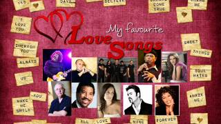 My favourite Love Songs
