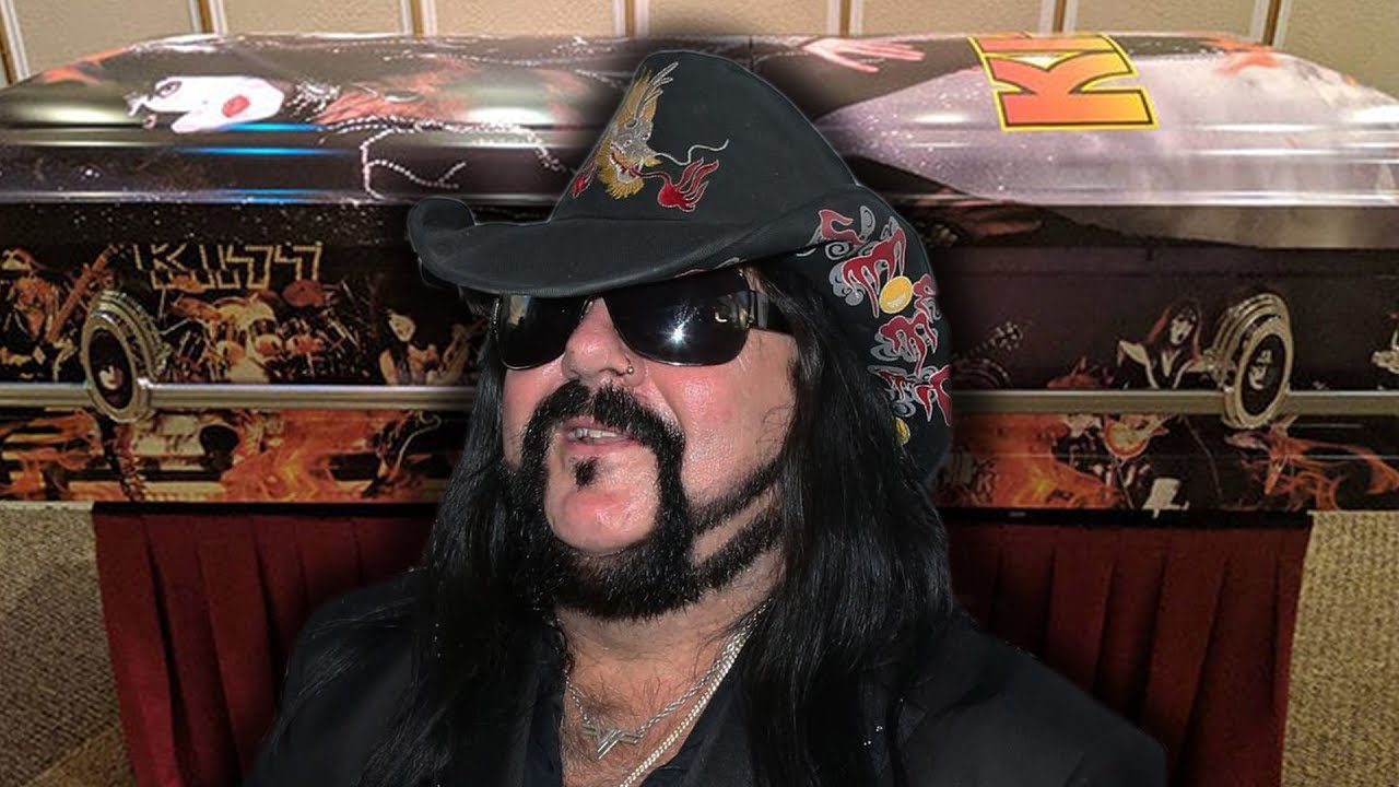 Vinnie Paul To Be Buried In KISS Casket Just Like His Brother Dimebag  Darrell | Rock Feed
