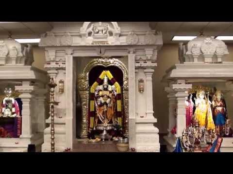 Hindu Temple Oklahoma City