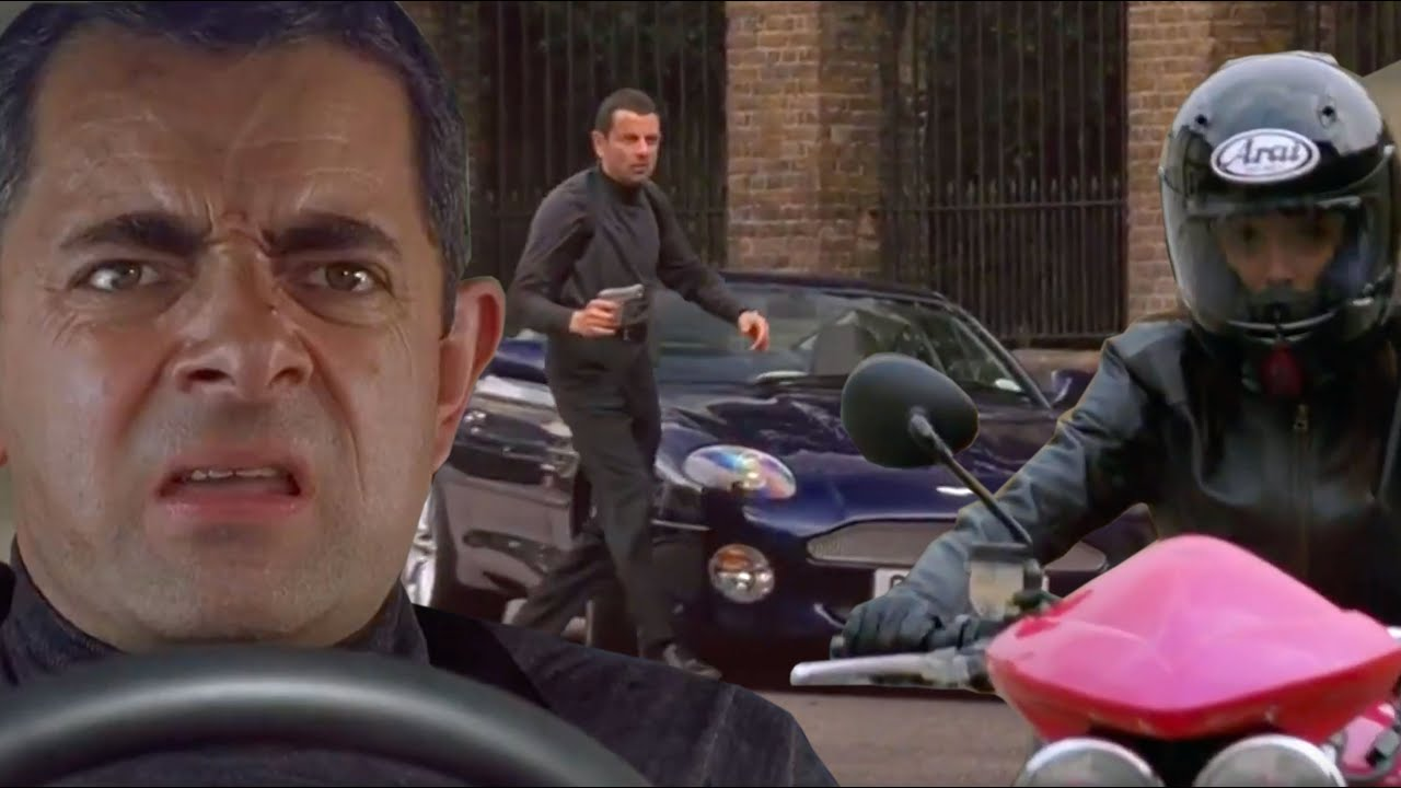 Download Car CHASE | Johnny English | Funny Clips | Mr Bean Official | Mr Bean