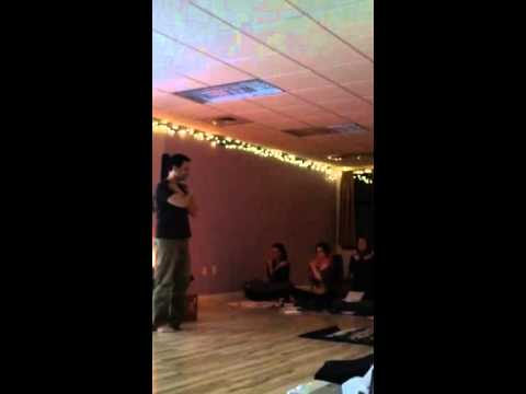 Anatomy & Physiology 2014 at Heart of Yoga School- Carrboro, NC