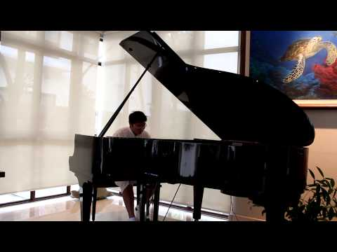 Far East Movement ft. Cover Drive - Turn Up The Love Piano by Ray Mak