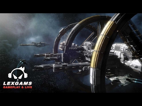 STAR CITIZEN   45 Minutes of AWESOME Gameplay 60FPS Open Universe Game PC 2017