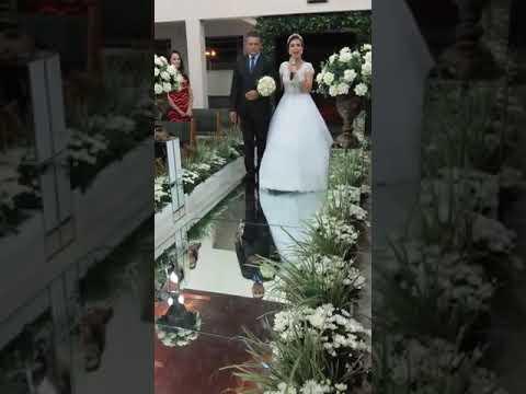 Casamento Tamy Klaus - Cover/EU JAMAIS SEREI O MESMO (Fernandinho)