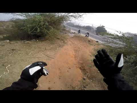 Into The Wild | Death Vally | Bajaj Pulsar 180 DTSI