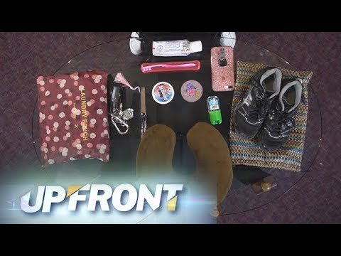 "Upfront: What's inside the bag of DLSU's ""miss everywhere"""