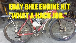 Ebay Bike Engine Kit Revisit | Take It For a Ride