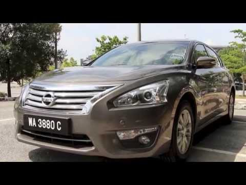 2014 Nissan Teana: Does It Meet The Expectations Of A D-Segment Car?