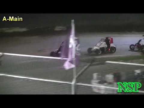 April 26, 2019 Focus Midget Series A-Main Deming Speedway