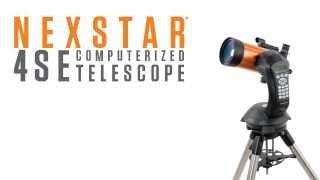 NexStar 4SE Computerized Telescope Tour