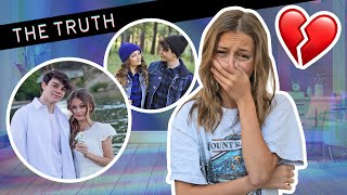 THE TRUTH ABOUT MY BREAK UP... **EMOTIONAL REACTION** 😭💔| Sophie Fergi