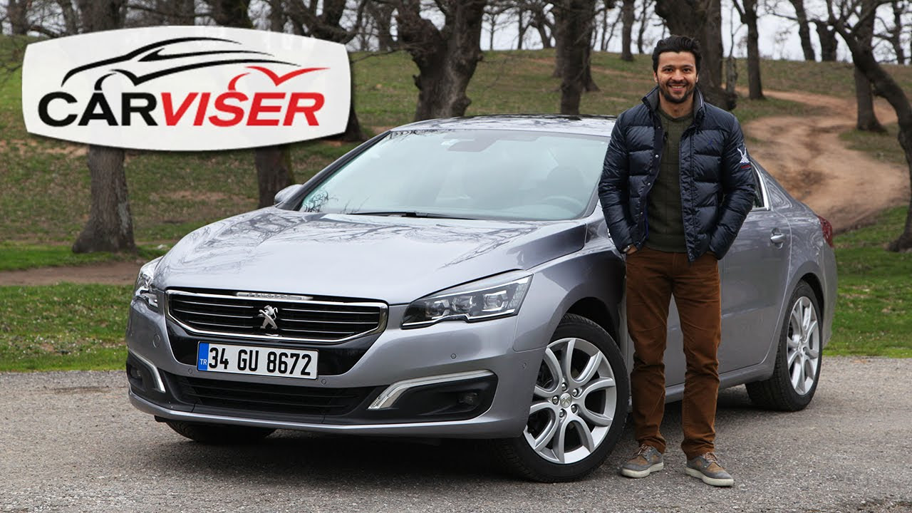 Peugeot 508 Test Sürüşü - Review (English subtitled)
